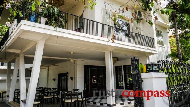 Deco restaurant, Phnom Penh