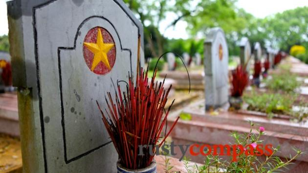 Viet Minh cemetery, Dien Bien Phu