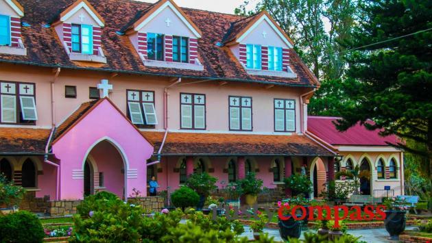 Domaine De Marie Convent, Dalat