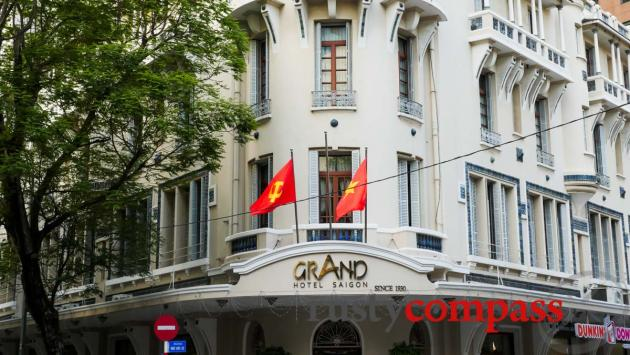 The Grand Hotel, Dong Khoi St