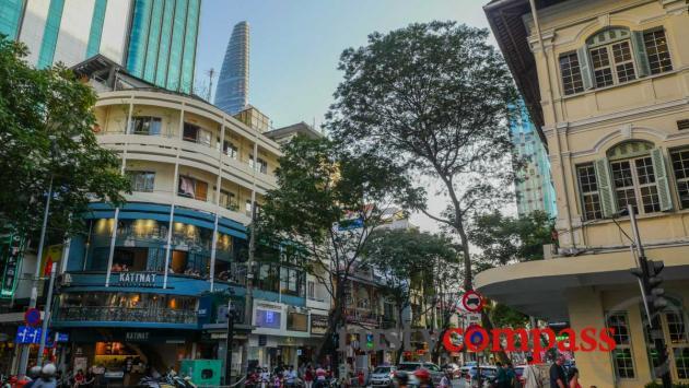 Dong Khoi St, Saigon