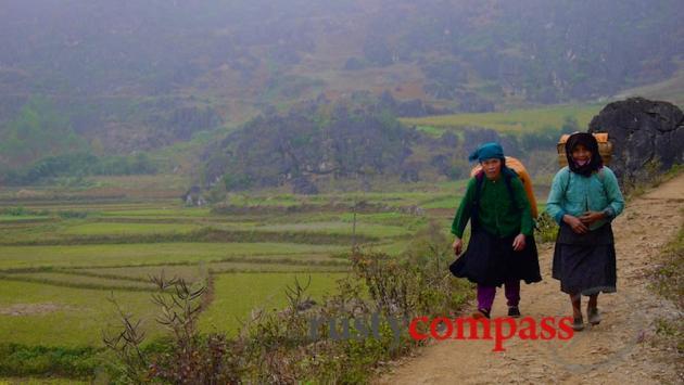 Trek in Dong Van