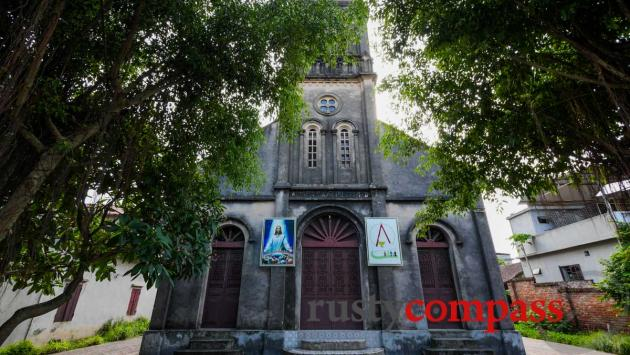 Catholic Church, Duong Lam Village outside Hanoi