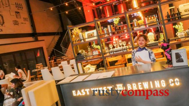 East West Brewery, Saigon