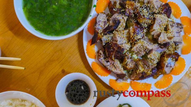 Duck - Co Lich Restaurant