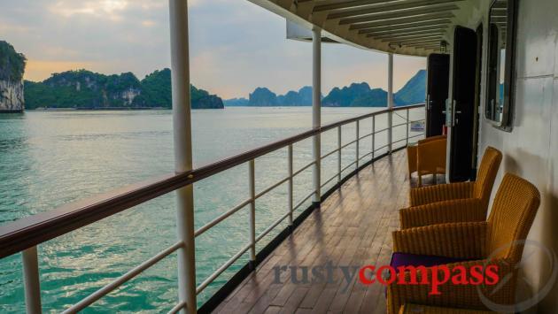 Emeraude Cruise Halong Bay