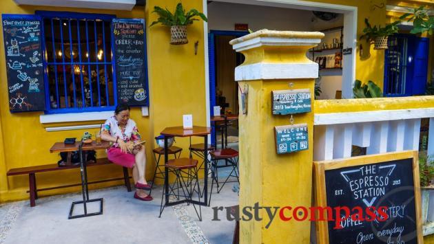 Espresso Station, Hoi An
