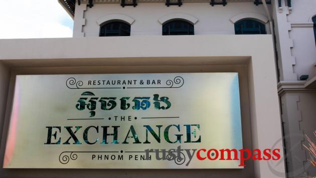 The Exchange Bar, Phnom Penh