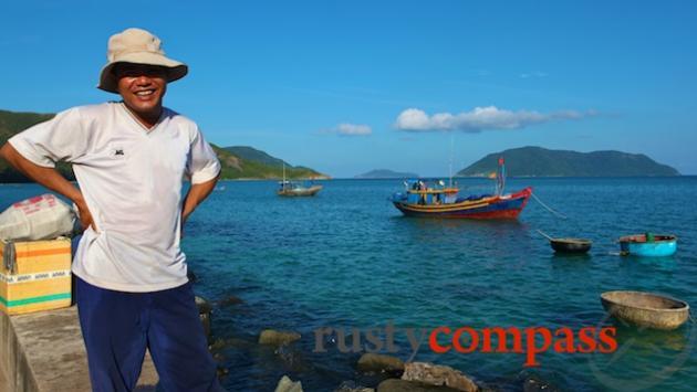 Exploring Con Son Island