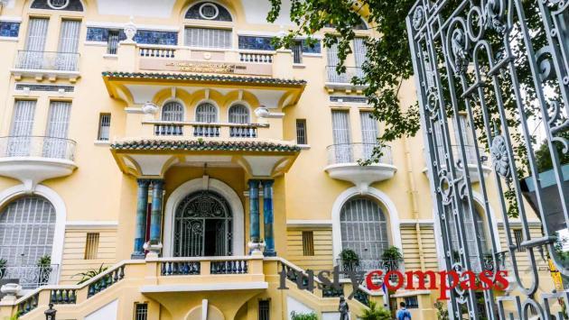 Fine Arts Museum, Saigon
