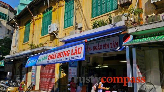 Food street, Hanoi