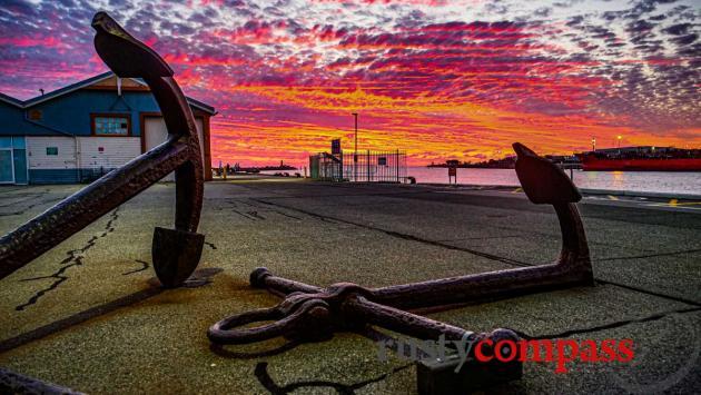 The old port, Fremantle