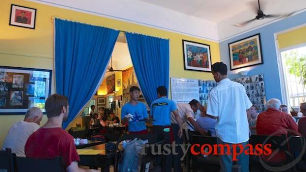 Friends Restaurant, Phnom Penh