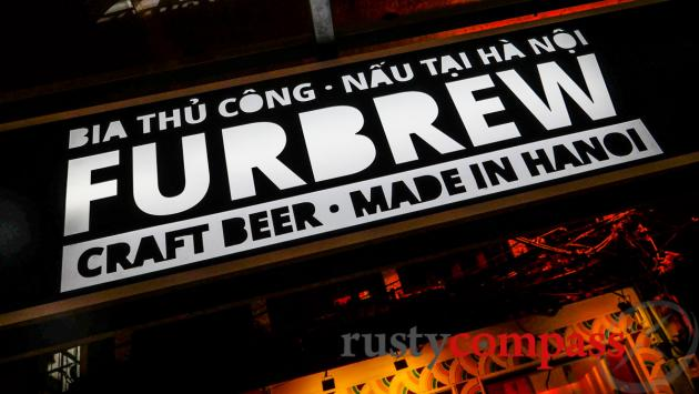 Furbrew Craft Beer, Hanoi