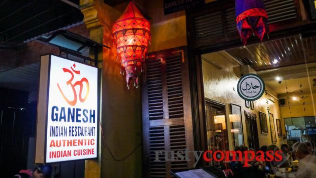 Ganesh Indian Restaurant, Hoi An