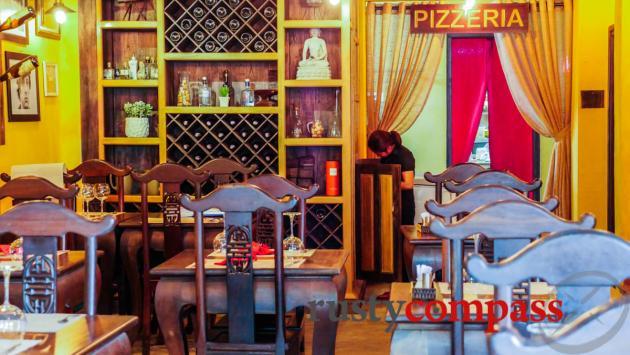 Good Morning Vietnam Italian restaurant, Hoi An