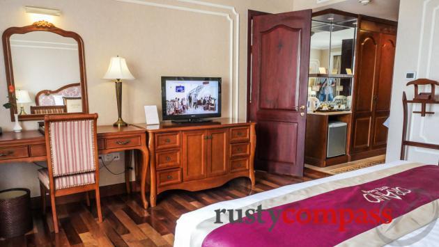 Grand Hotel. Saigon