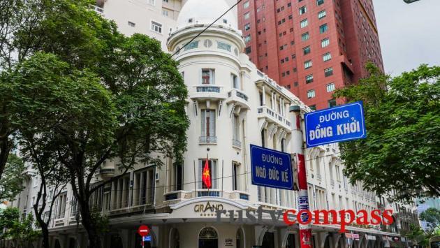 Luxury Hotels In Ho Chi Minh City Vietnam