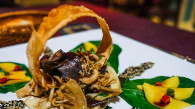Green Tangerine Restaurant, Hanoi