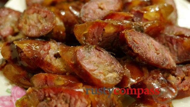 Ha Giang sausage