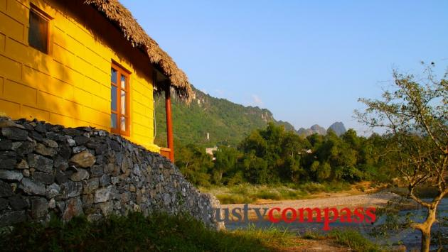 Truong Xuan Resort just outside Ha Giang town