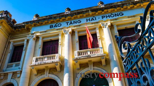 Haiphong Museum, Vietnam