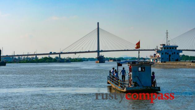 Haiphong Harbour