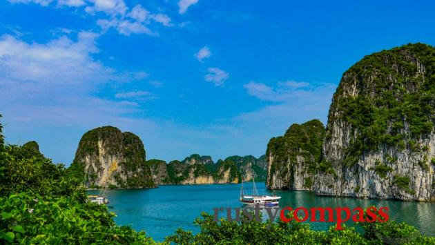 Halong Bay day trip - Bai Tu Long