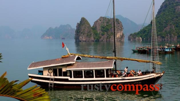 Private charter, Halong Bay