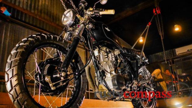 Motorbike For Sale! Hangar 44 bar, Phnom Penh