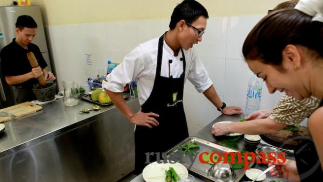 Mr Hung, Hanoi Cooking Centre
