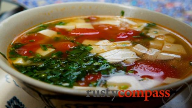 Canh - the essential soup accompaniment to any meal.