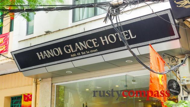 Hanoi Glance Hotel, Hanoi