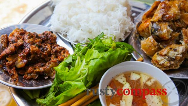 For many travellers, food is a major reason for visiting Hanoi.