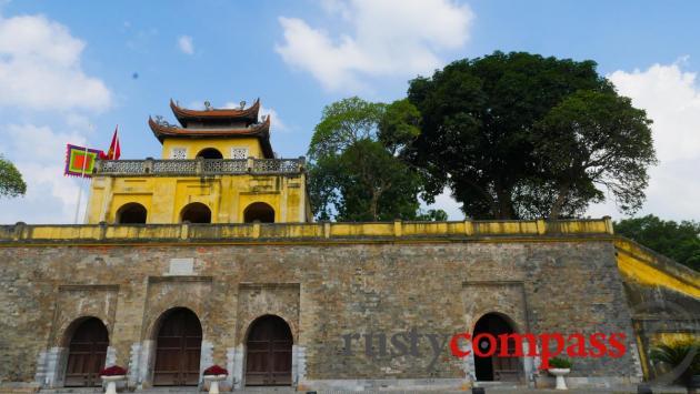 Hanoi Thang Long Citadel