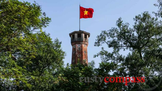 Cot Co - Flag Tower, Hanoi Citadel