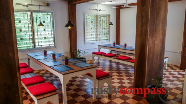 Haven restaurant, Siem Reap