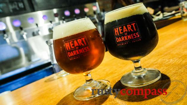 Heart of Darkness Brewery, Saigon