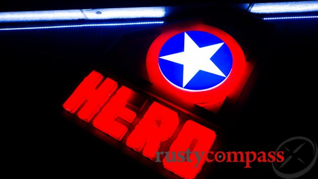 Hero Club, Hanoi