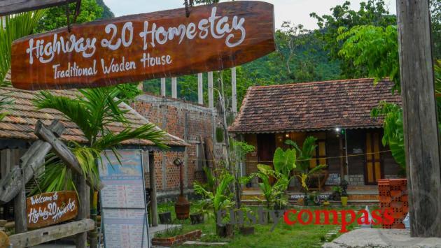 Highway 20 Homestay, Phong Nha