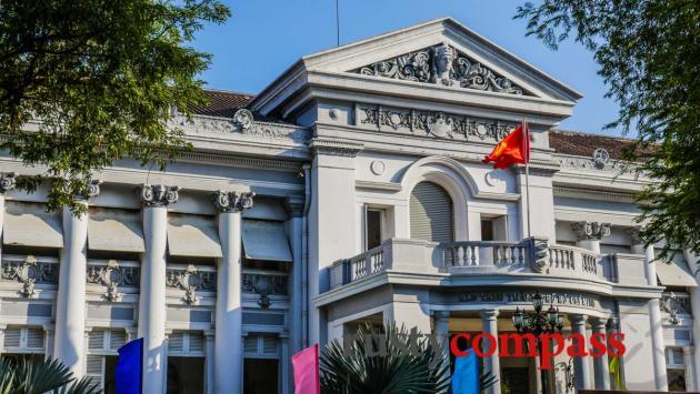 Ho Chi Minh City Museum, Saigon