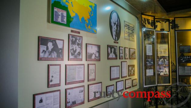Lenin gets his own exhibit at Saigon's Ho Chi Minh Museum