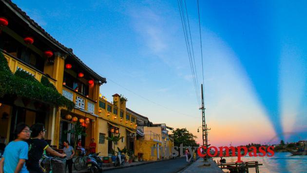 Sunset, Hoi An