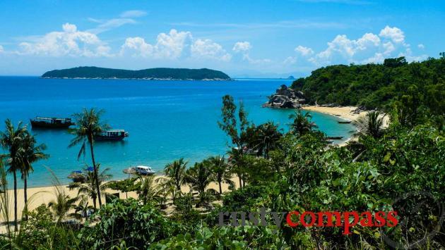 Stunning Cham Island, Hoi An