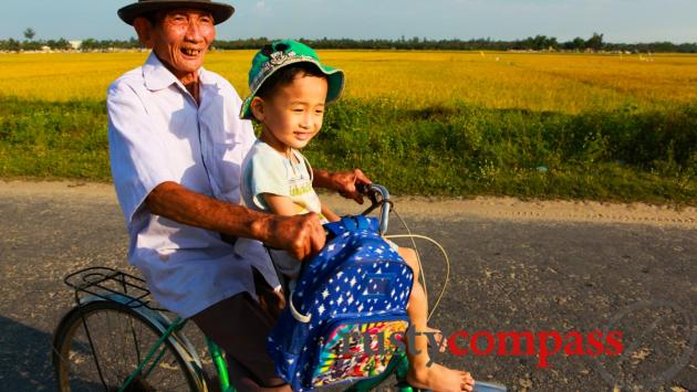 Cycling, Hoi An