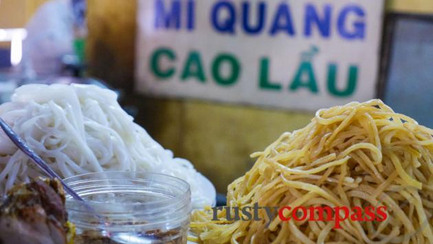 Noodles - Hoi An Market
