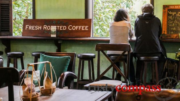 Hoi An Roastery, Coffee
