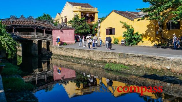 Japanese Bridge and architecture, Hoi An