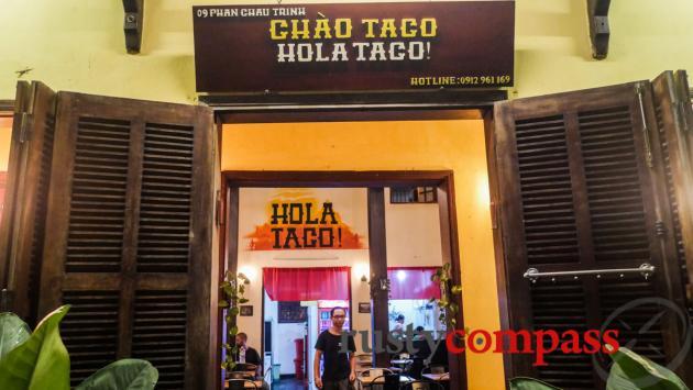 Hola Taco, Hoi An