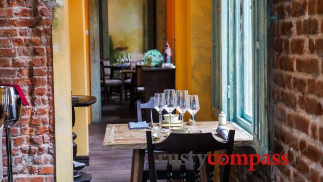Home Restaurant, Hanoi